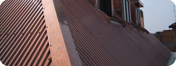 Civer snc coperture edili struttura portante in pannelli for Civer coperture