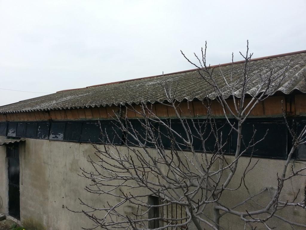Rimozione tetto in eternit civer coperture civer for Civer coperture