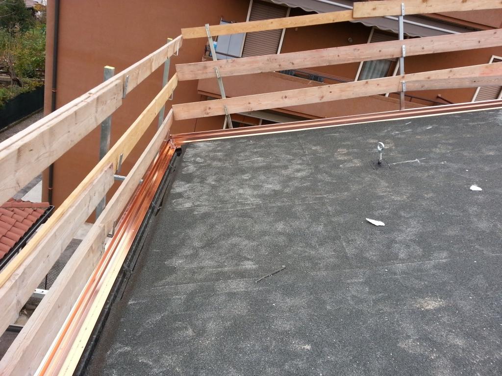 Ristrutturazione tetto civer coperture verona for Civer coperture