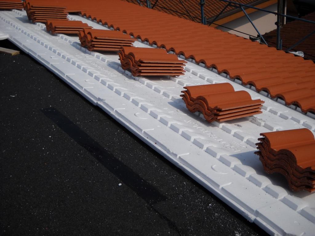 Coibentazione tetti civer coperture verona coperture for Civer coperture
