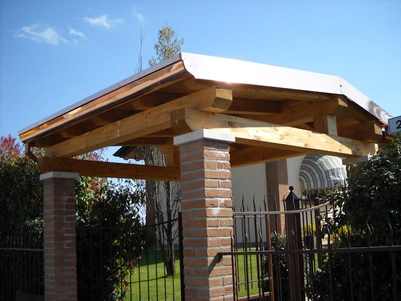 pergolato in legno verona,coperture in legno verona,coperture in legno